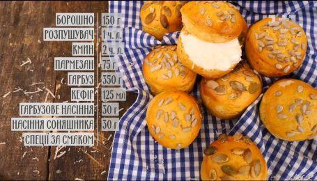 Англійські скони з сиром  - рецепти Руслана Сенічкіна