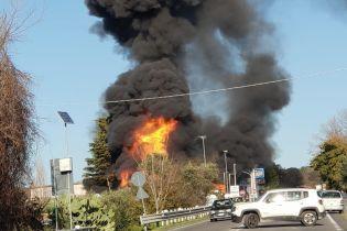 В Італії прогриміли вибухи на АЗС: є загиблі