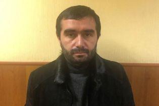 У Києві впіймали та депортували грузинського кримінального авторитета