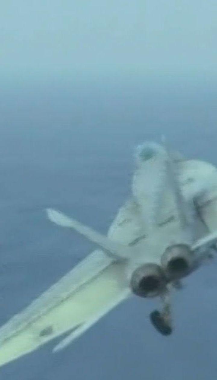 Два американських військових літаки впали в океан поблизу берегів Японії