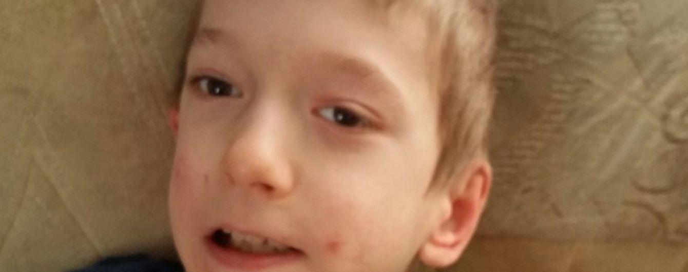 Помощи в преодолении болезни нуждается 11-летний Вася
