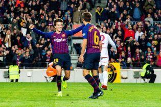 """""""Барселона"""" и """"Атлетико"""" с разгромами вышли в следующий этап Кубка Испании"""
