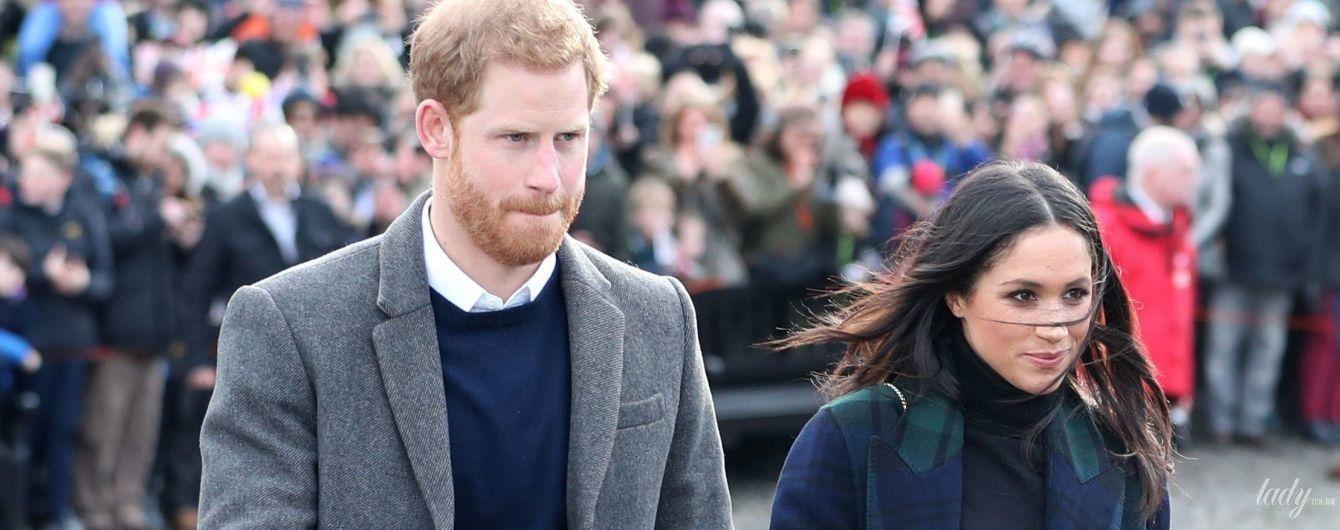 Ради беременной Меган принц Гарри отказался от чая и кофе - СМИ