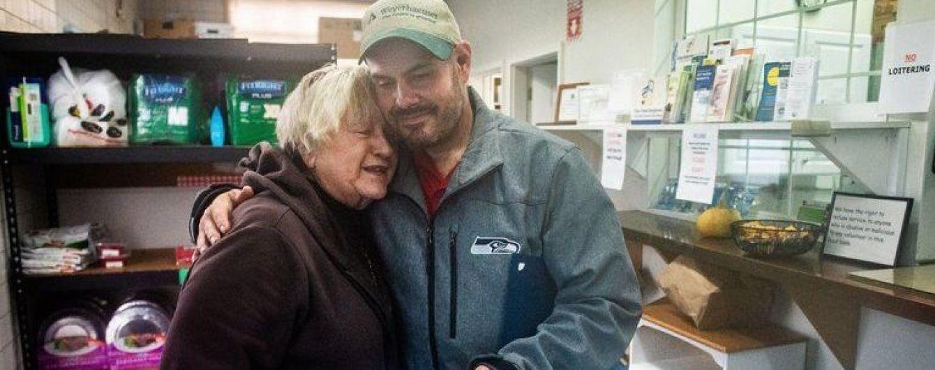 В США бездомный нашел на улице 17 тысяч долларов, но отдал их благотворительной организации