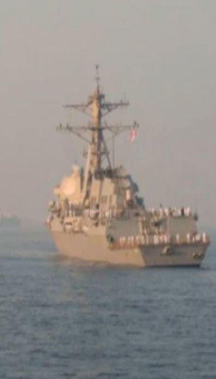 Вызов России. Американцы отправили эсминец к спорному проливу в Японском море