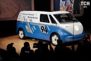 Электрокары толкают Volkswagen и Ford к альянсу