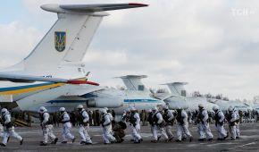 Майже дві сотні десантників відправили для виконання бойових завдань на Схід