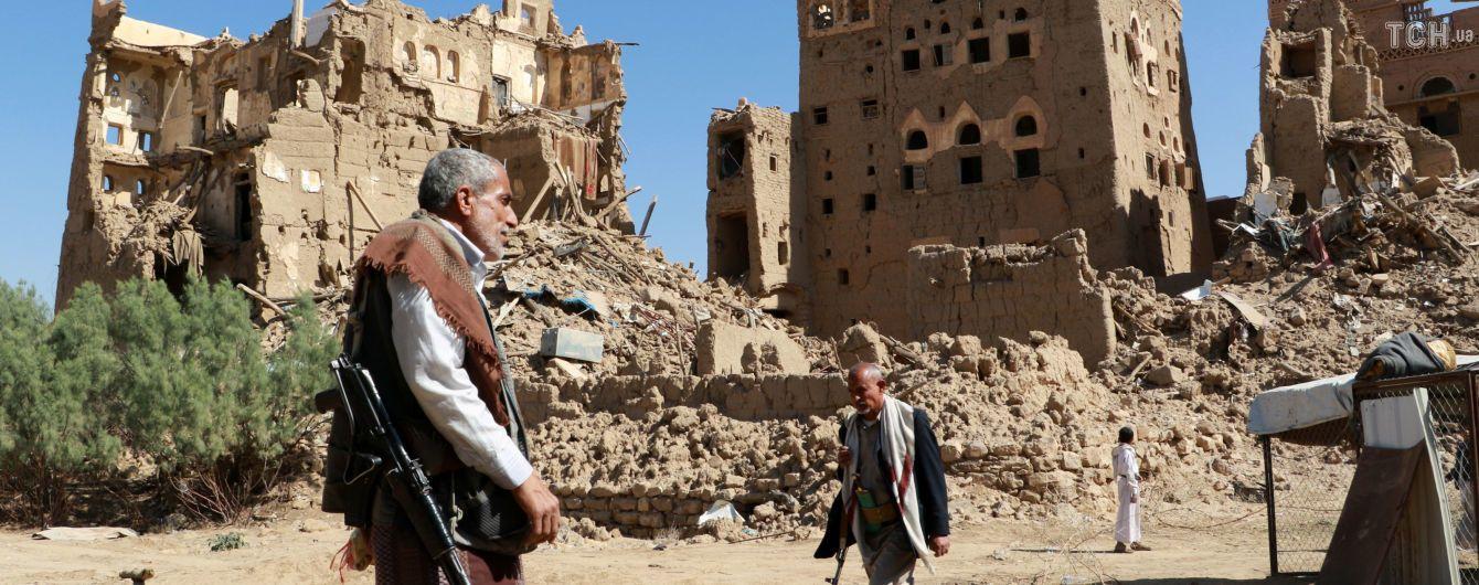 Сторони конфлікту в Ємені домовились про обмін тисячами полонених