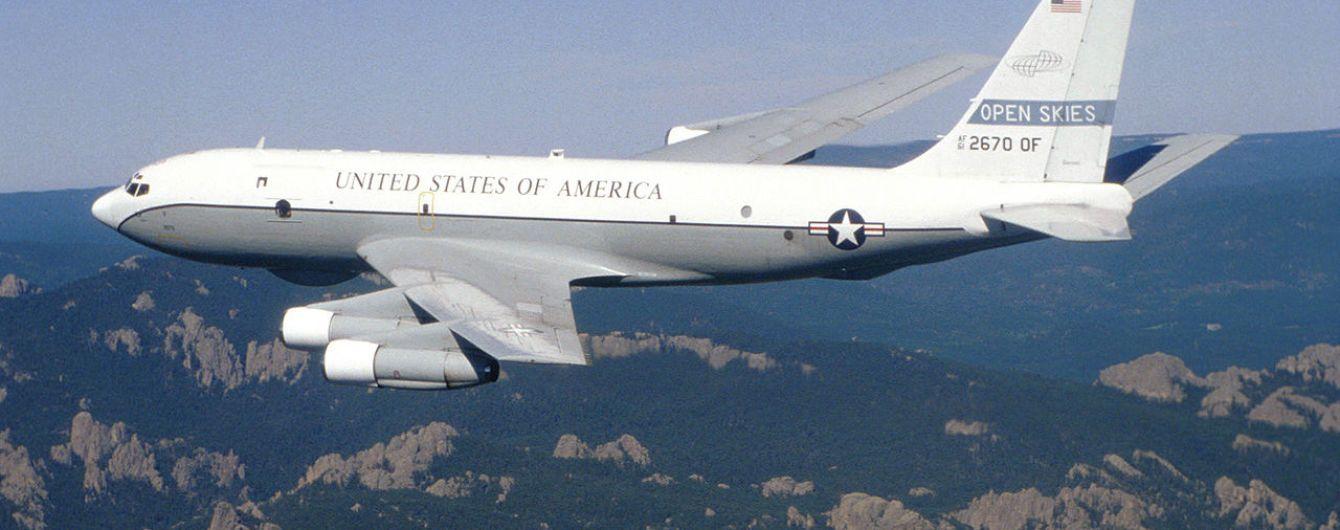 США и союзники провели внеплановый полет над Украиной из-за агрессии РФ в Керчи