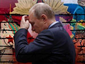 Росія іде в себе, огризаючись