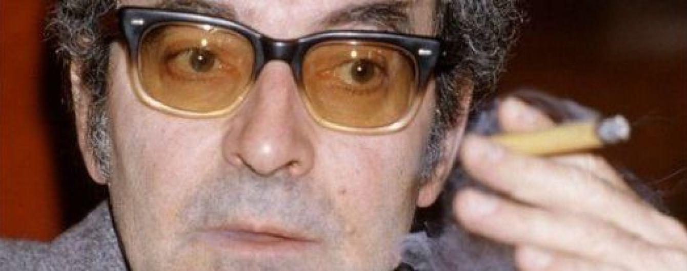 В Інтернеті шириться фейк про смерть культового французького режисера Жан-Люка Годара