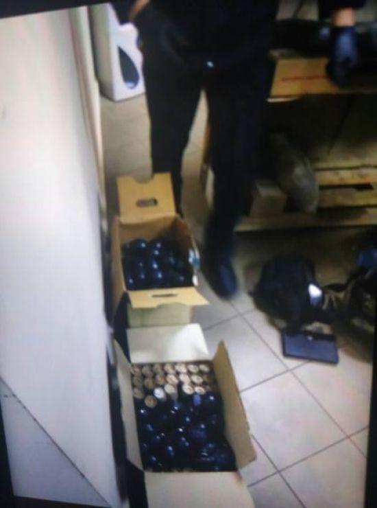 """Знайдені у відділенні """"Нової пошти"""" гранати виявилися небойовими"""