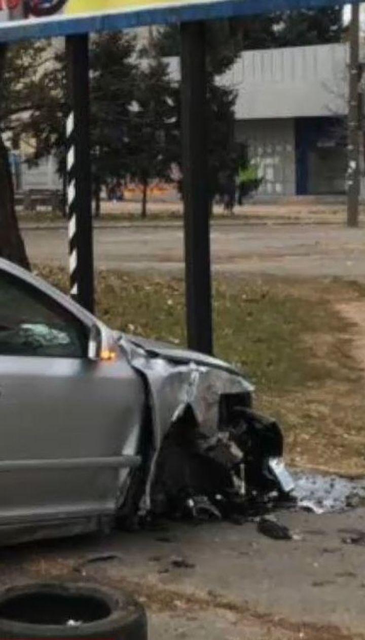 У Миколаєві п'яний автомийник вирішив покататися на автомобілі клієнта