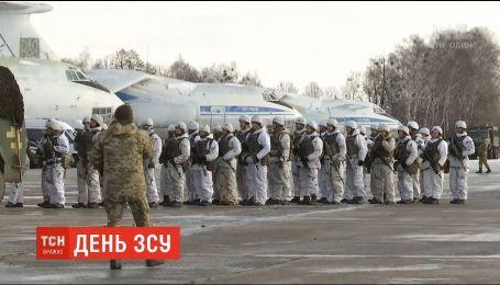 Служащих в десантно-шурмовой бригаде отправили на восток для выполнения боевых задач