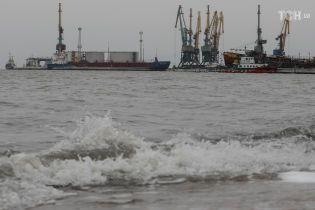 Україна закликає ОБСЄ розпочати моніторинг акваторії Азовського моря