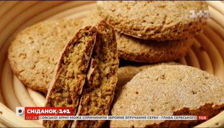 Цікаві факти про вівсяне печиво