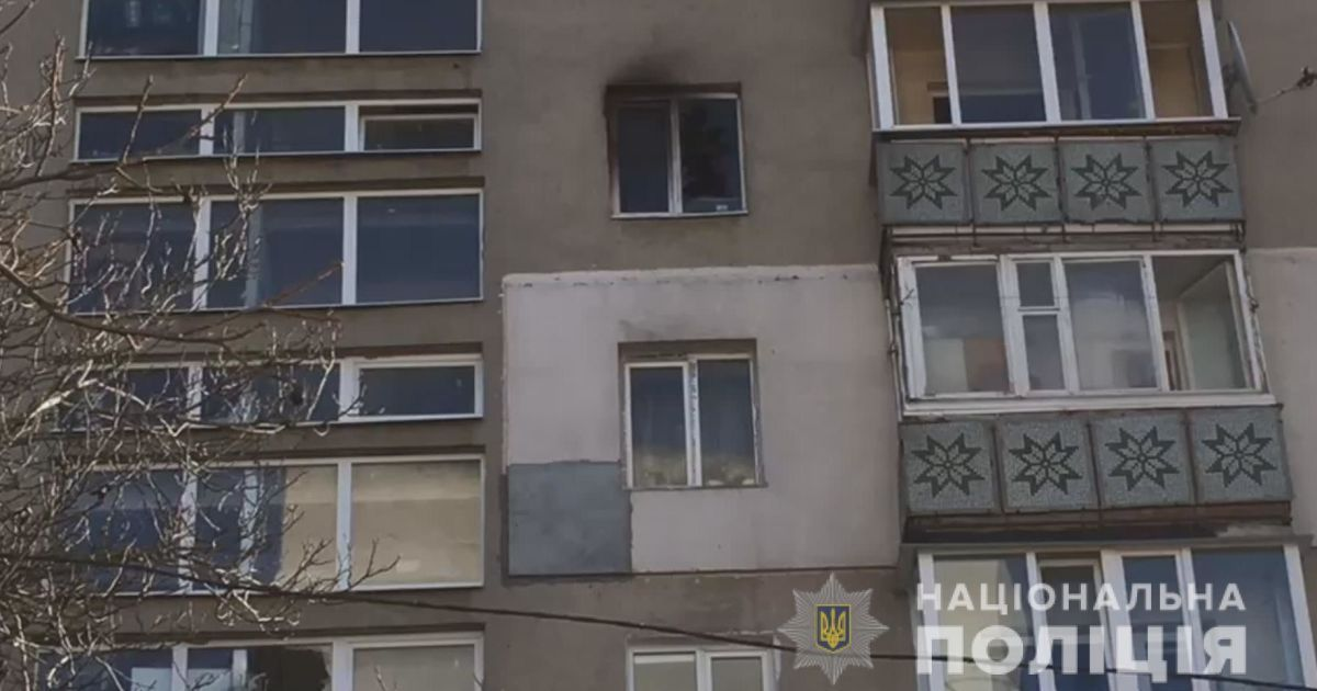 В Одессе мужчина убил экс-жену, поджег квартиру и выпал из окна из-за опеки над ребенком