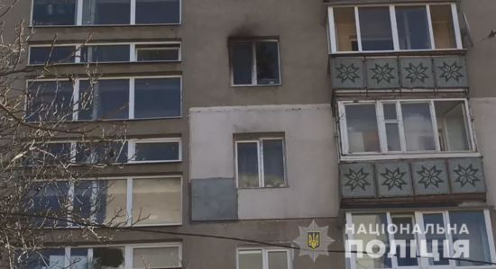В Одесі чоловік вбив екс-дружину, підпалив квартиру і випав з вікна через опікунство над дитиною
