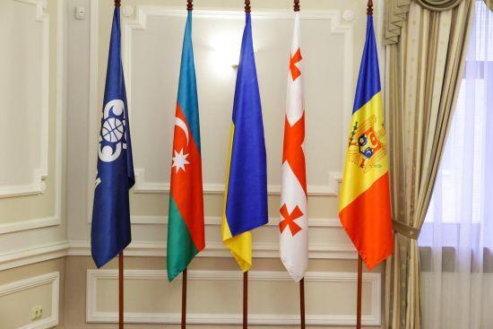 Україна отримала віжки правління в ГУАМ