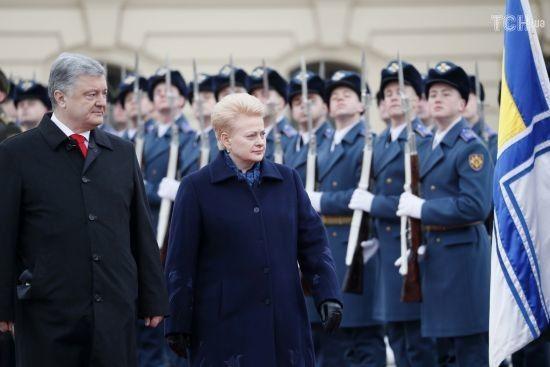 Литовським урядовцям погрожують з Росії через підтримку України