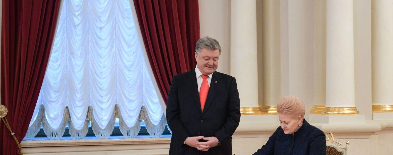 Україна підписала з Литвою угоду про захист трудових мігрантів