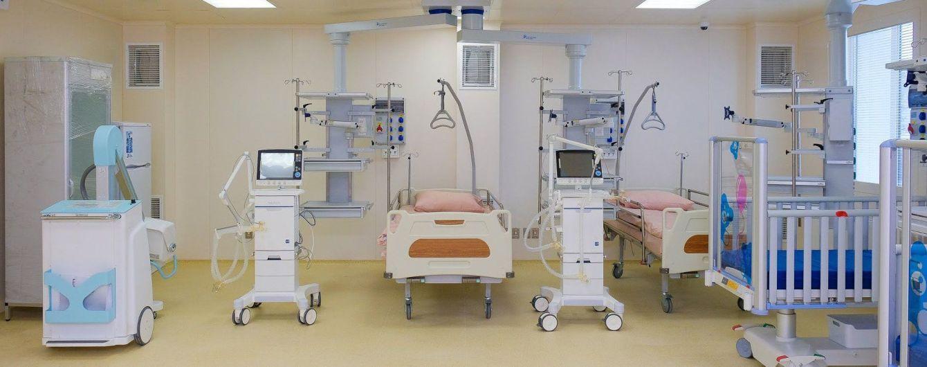 Юрій Голик: у Дніпрі завершено будівництво сучасного хірургічного корпусу лікарні матері і дитини