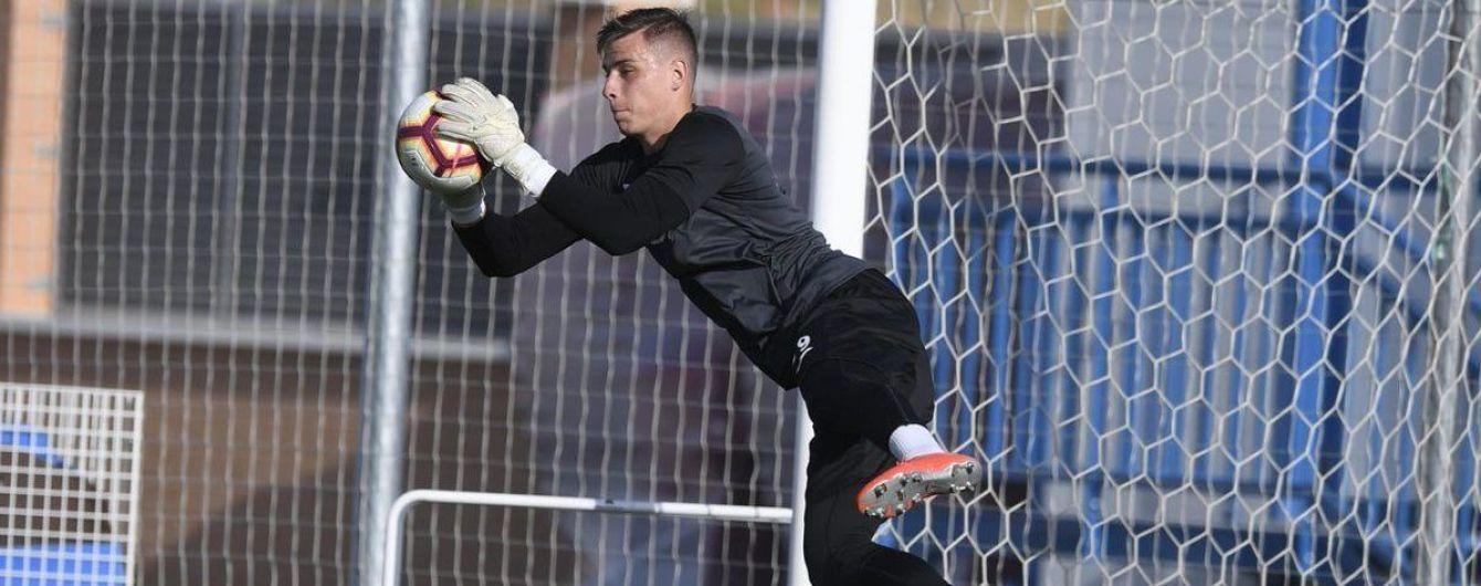 """Лунін повернеться в """"Реал"""" і стане другим воротарем команди - Marca"""