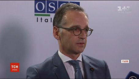 МИД Германии предлагает расширить миссию ОБСЕ на Азов