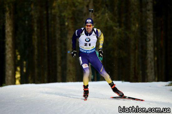 Українські біатлоністи біжать спринт: який склад команди у Поклюці