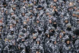 Нацкорпус пришел под стены Администрации Порошенко