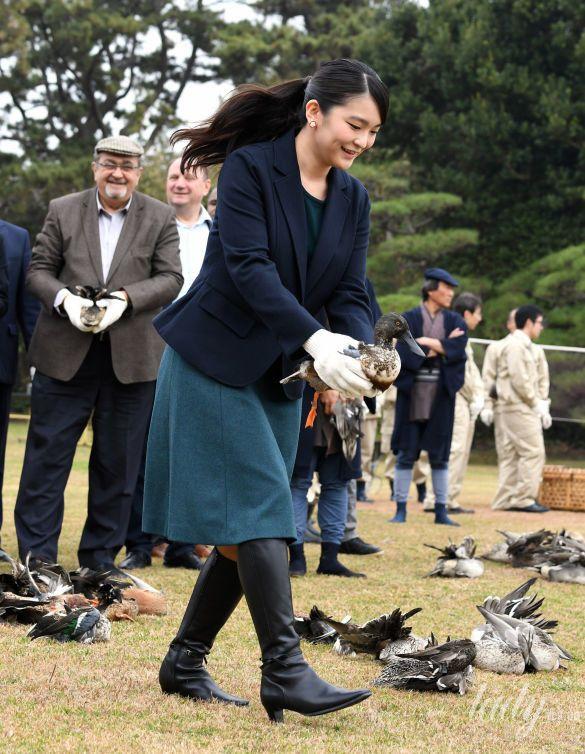 Принцесса Японии Мако