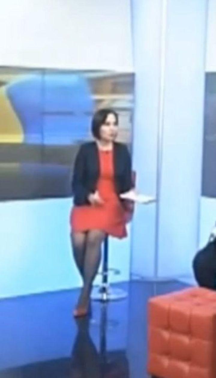"Депутат Барна побився зі ""свободівцем"" у прямому ефірі парламентського телеканалу"
