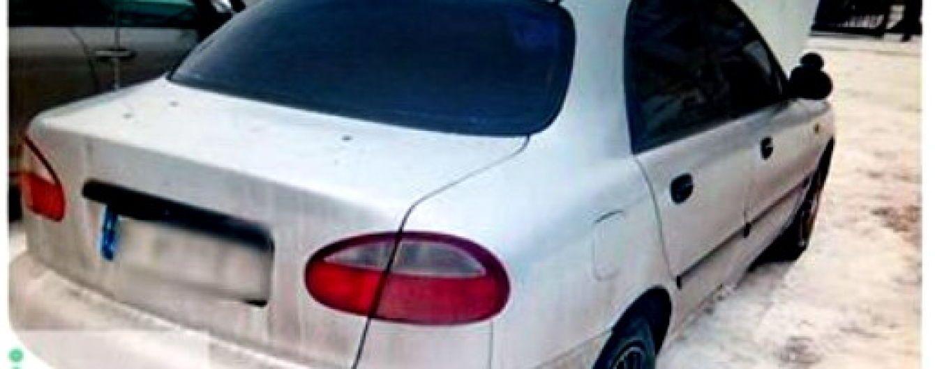 В Полтавской области пытались перерегистрировать краденые машины