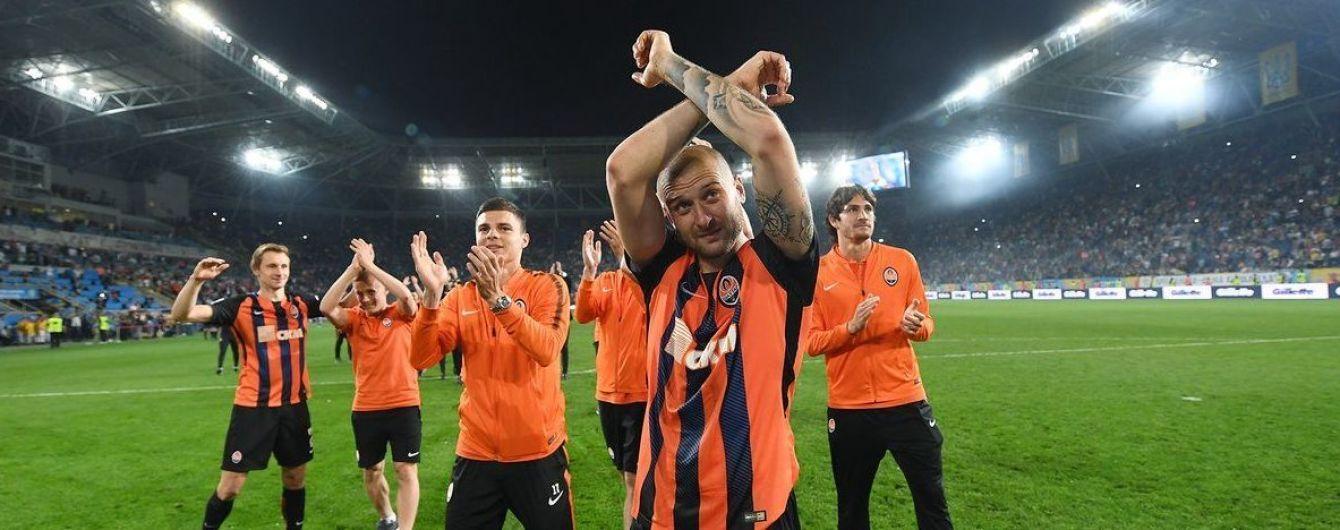 """Футболіст """"Шахтаря"""" Ракицький може перебратися в Росію за 10 мільйонів євро - ЗМІ"""
