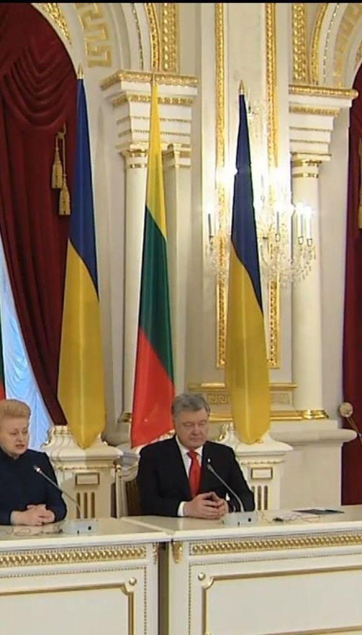 Росія погрожує Литві через запровадження санкцій