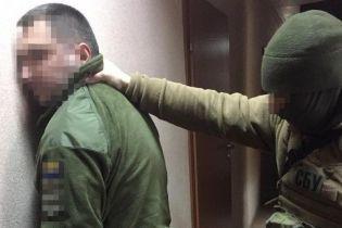 На Одещині затримали начальника військкомату, який за хабар допомагав ухилитися від мобілізації
