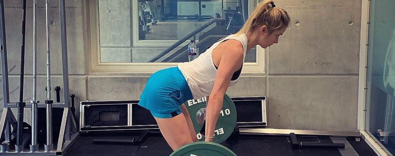Свитолина показала свою бешеную тренировку