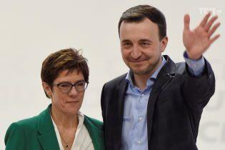 В Германии выбрали нового генсека партии ХДС