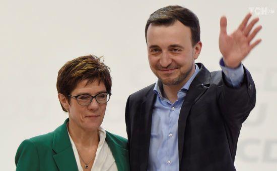 У Німеччині обрали нового генсека партії ХДС