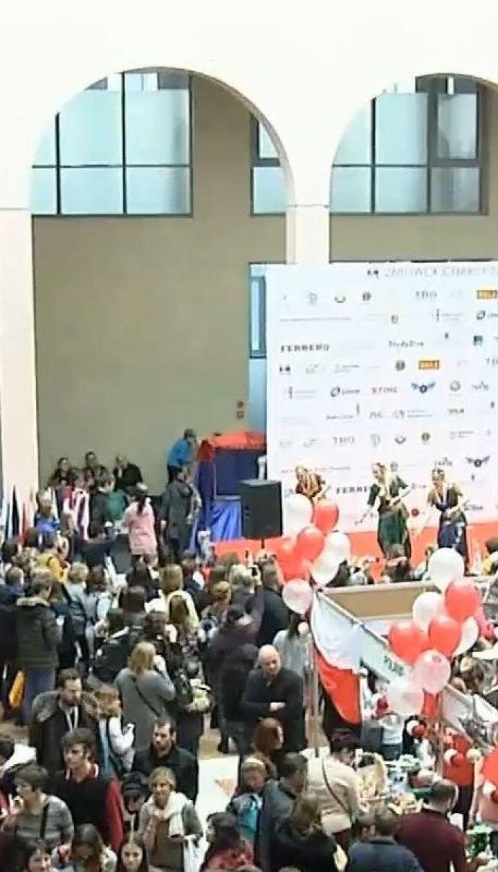 У Києві дружини іноземних дипломатів влаштували благодійний ярмарок