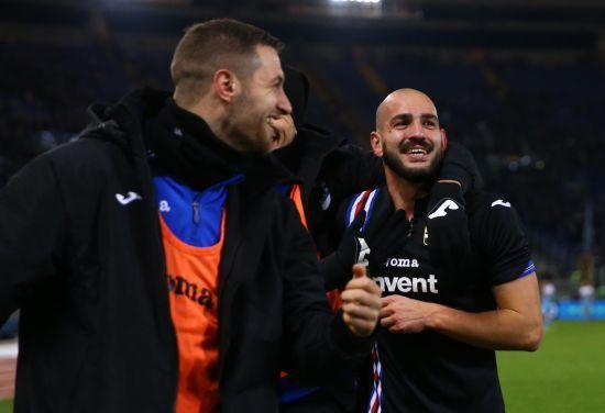 Фанати італійського клубу залишили героя матчу без трусів після голу в компенсований час