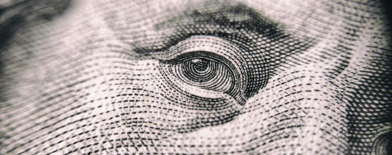 Курс валют на 10 травня: долар знову здешевшав. Інфографіка
