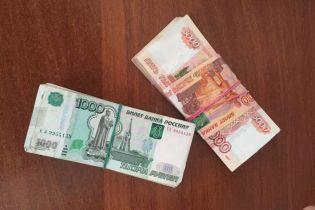 Українець намагався вивезти до Росії мільйон рублів у черевиках