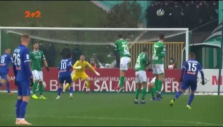 Карпаты - Динамо - 0:4. Реванш за поражение на Олимпийском