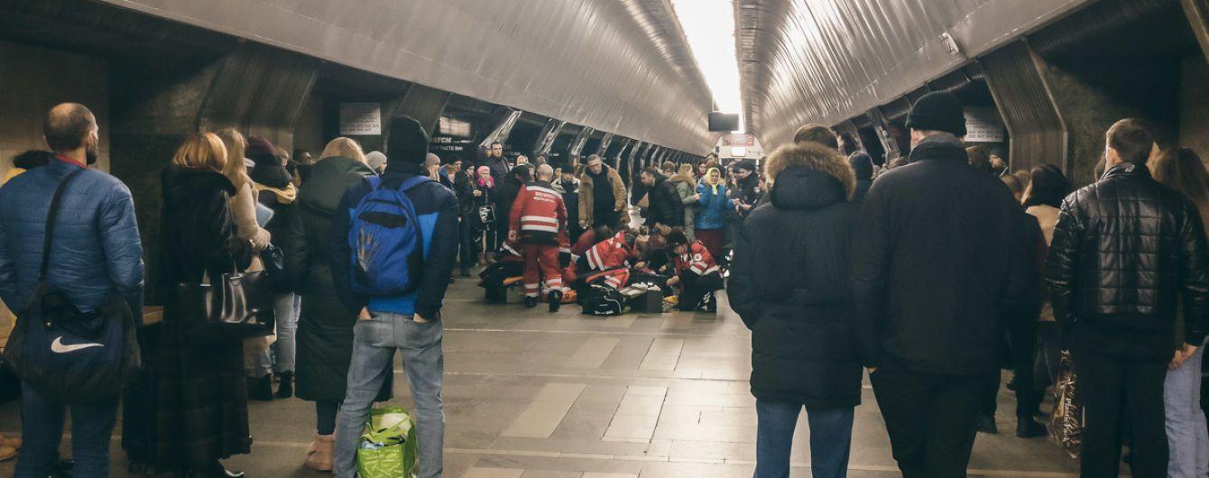 ЗМІ розповіли подробиці смерті 9-річної дитини у київському метро
