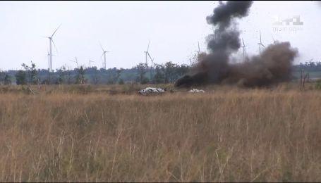 Один украинский воин получил ранение в Донбассе