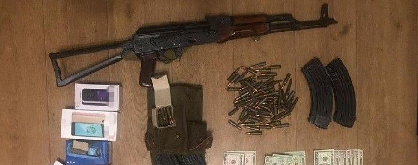 На Харківщині СБУ розіграла злочин, аби запобігти замовному вбивству