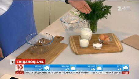 Вареный омлет в пакете от Егора Гордеева