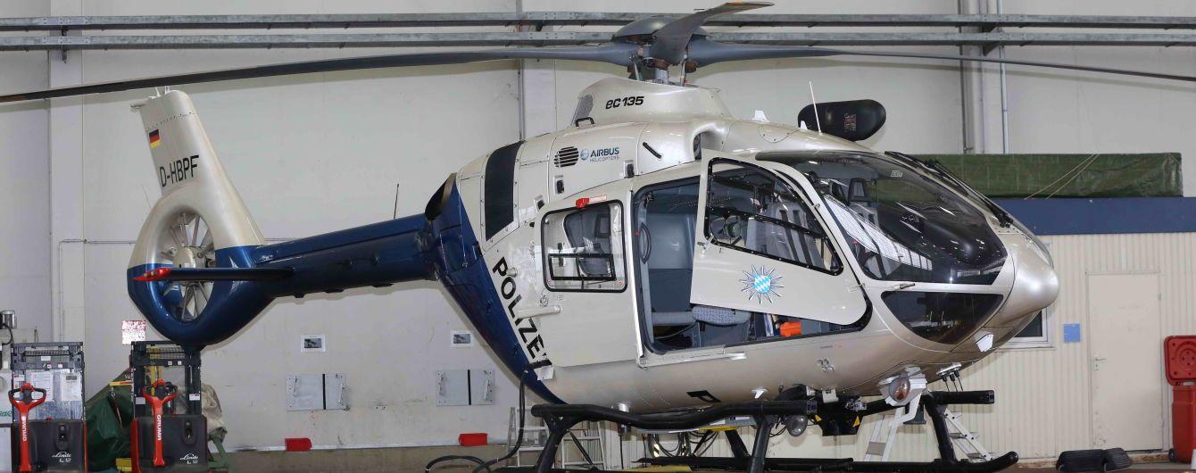Воздушная безопасность: первые вертолеты Airbus прилетели в Украину