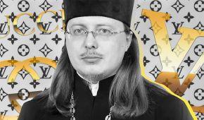 Не всі речі мої. У Росії священик вигадав виправдання за фото з одягом Gucci і Louis Vuitton